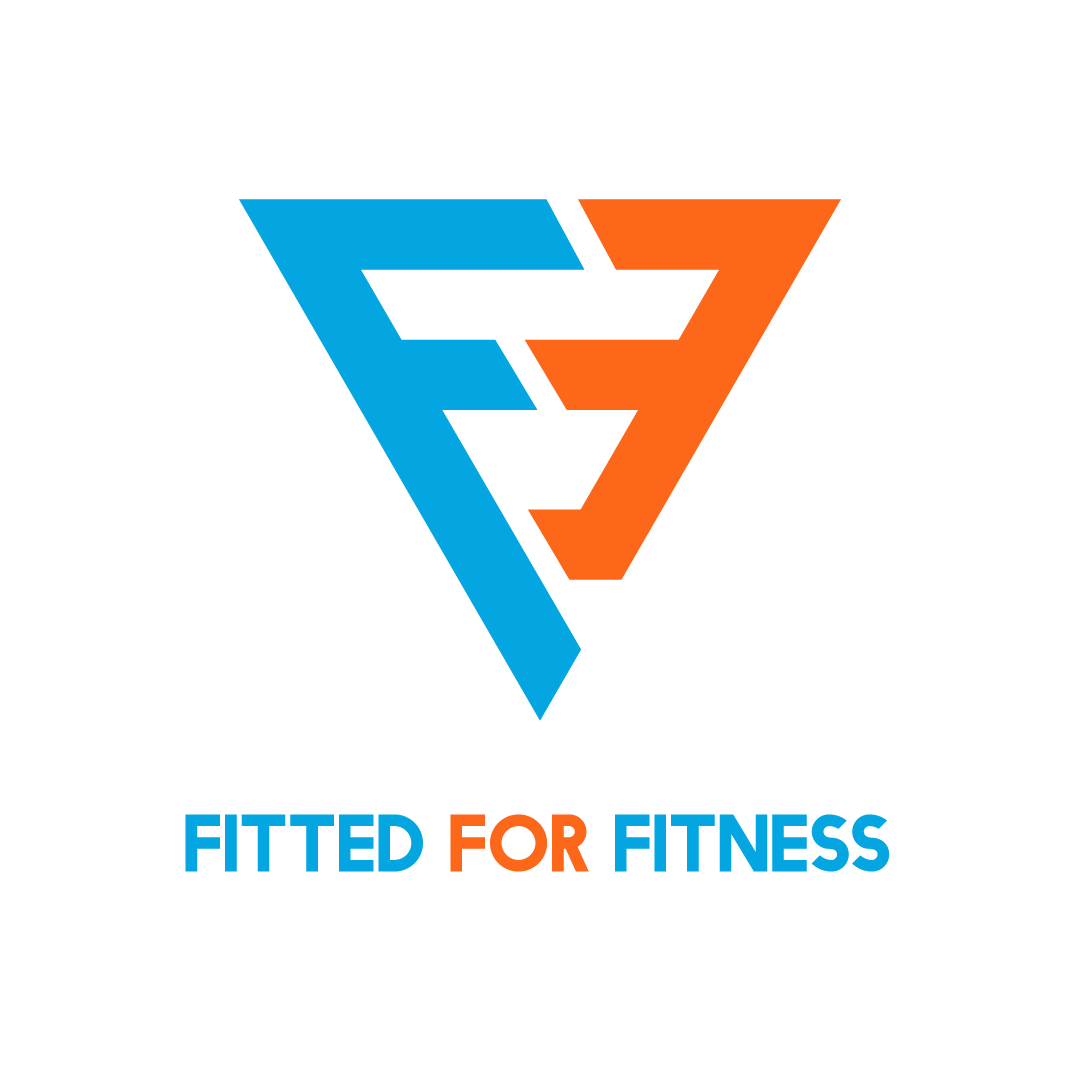 fitted for fitness logo